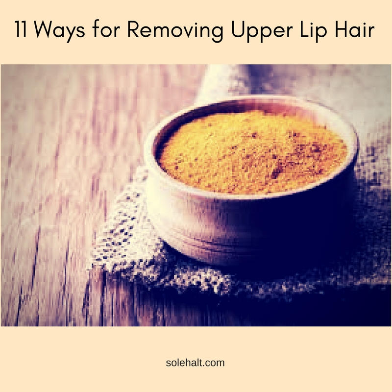 11 Ways for Removing Upper Lip Hair